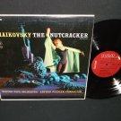 Tchaikovsky  The Nutcracker - Arthur Fiedler - RCA 2052  Classical Record LP