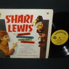 Shari Lewis and Wing Ding Charley Horse Lamb Chop Hush Puppy - WONDERLAND 304  LP Record
