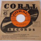 Buddy Holly - Early In The Morning Now We're One - CORAL 9-62006   Record  LP