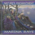 Marina Raye - Natures Enchantment - Native Flute CD