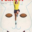 Playboy Magazine October 1954  Vol. 1 #11  Madeline Castle Centerfold
