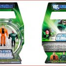 2009 SDCC COMIC-CON EXCLUSIVE JLU GREEN LANTERN ORIGINS