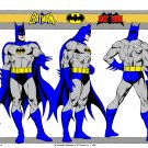 Large 18 X 24 BATMAN Super Powers Poster