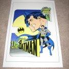 Large 18 X 24 BATMAN Super Powers Poster