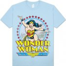 SUPER POWERS Classic Wonder Woman Superhero t-shirt
