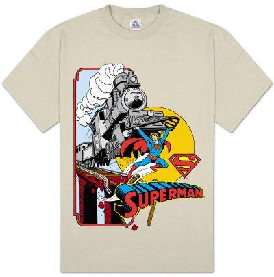 SUPER POWERS Classic Superman T-shirt