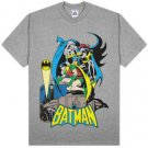 SUPER POWERS Batman , Batgirl & Robin T-shirt