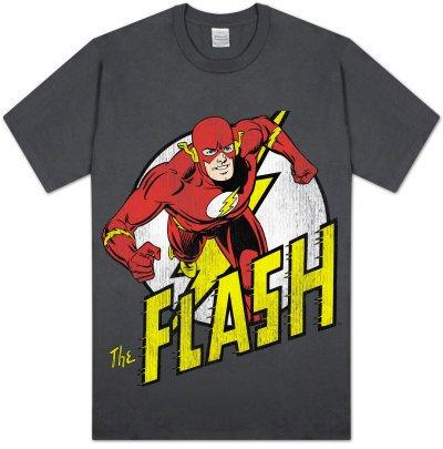 SUPER POWERS  The Flash Superhero T-shirt