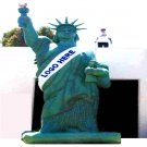 NEW YORK CITY STATUE OF LIBERTY JULY 4TH PATRIOTIC SIGNS BUSINESS ADVERTISING INFLATABLES NEONS