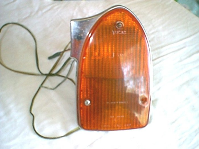 1974 JAGUAR XJ6 VINTAGE STOP/TAIL LIGHTS. PAIR R & L. MAKE OFFER