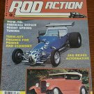 Rod Action September 1982 - Wood Working Special