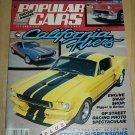 Popular Cars September 1983 - ''66 Mustang, '68 AMX