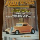 Rod Action January 1984 - 1933 Crush