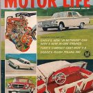 Motor Life November 1961 - Polara Stock Racing Fairlane