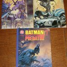 Batman vs Preditor TPB 1-3 DC Comic Dark Knight