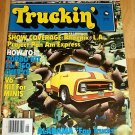 Truckin' May 1980 - Turbo Kit for 350 Chevy, VW Mini