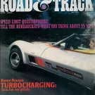 Road & Track April 1980 - Trans Am Porsche 924 Corvette