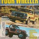 Four Wheeler June 1979  Jimmy Jeep Scout Traveler Truck