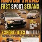 Motor Trend November 1999 - Hummer Rover Yukon Porsche