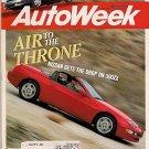 AutoWeek March 30, 1992 - Nissan 300ZX F1 Lexus Sebring