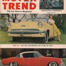 Motor Trend June 1953 - Studebaker, Indy Experiments