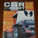 Car Craft Magazine September 1965 - Classic Cars NHRA
