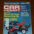 Car Craft Magazine June 1973 - Classic Cars NHRA