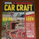 Car Craft Magazine May 1963 - Classic Cars NHRA