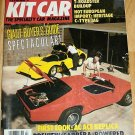 Petersen's Kit Car July 1987 - Carrera Powered Spyder