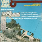 Pickup Van & 4WD October 1978 - Dodge Jeep Ford Wagon