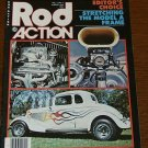 Rod Action August 1978 -'32 Coupe, Rare '23 Turtle Deck