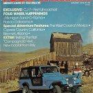 Four Wheeler January 1976 Jeep Racing 4WD Truck Fiat