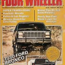 Four Wheeler February 1980 Race Bronco Subaru Baja Plow