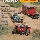 Motor Trend July 1963 - Kit Car Land Cruiser Cutlass MG