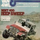 Pickup Van & 4WD August 1977 -Ford Courier Thomas Flyer