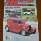 Rod Action October 1983 - '29 Ford Sedan Delivery