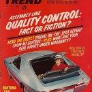 Motor Trend May 1966 - Rambler Daytona 500 BMW GTO Dart