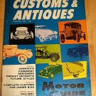 Customs & Antiques February 1958 - Chrystler 1959 Dart