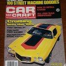 Car Craft Magazine June 1980 - Classic Cars NHRA