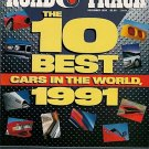 Road & Track December 1990 - 10 Best Lamborghini Race