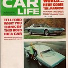 Car Life Magazine August 1968 Techna Buggie Toyota Auto