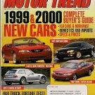Motor Trend October 1998 - Mustang Solara BMW 4x4 Truck