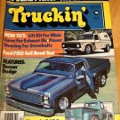 Truckin' April 1980 - Ford F150,  Special Pickup Issue