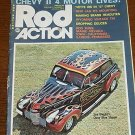 Rod Action Magazine January 1975 - Classic Car Street