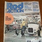 Rod Action Magazine August 1976 -Street Classic Car
