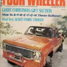 Four Wheeler December 1977 - Willys Riverside Toyota