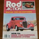 Rod Action November 1981 - 1936 Chevy Truck, Cams Tanks
