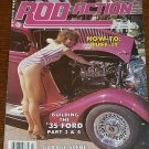 Rod Action July 1982 - Improving '32 Ford Rails