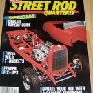 Street Rod Quarterly 1985 Vol 2 #1 - '39 Pontiac, '23 T