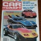 Car Craft Magazine September 1980 - Classic Cars NHRA